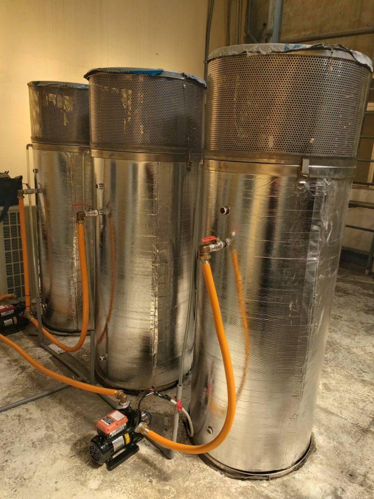 太陽能熱泵熱水器